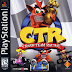Crash Team Racing (CTR) PS 1 Untuk PC