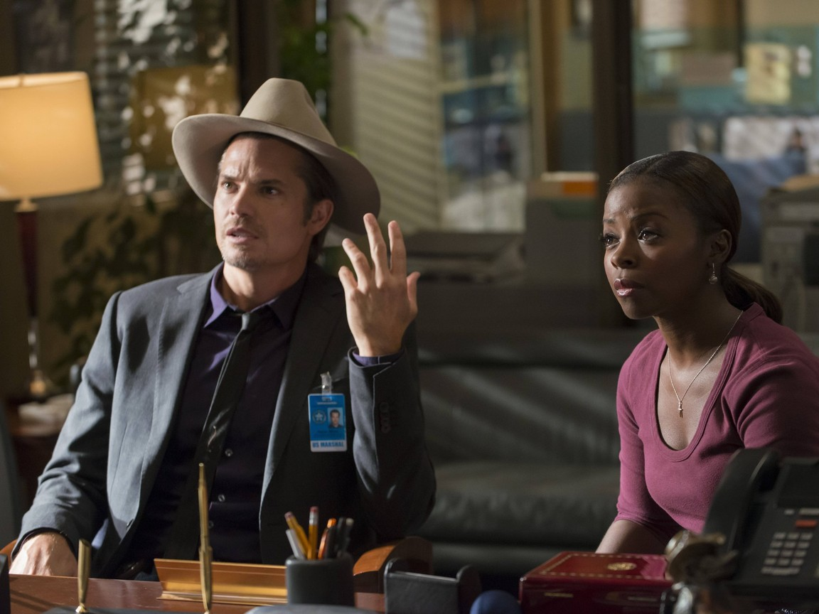 Justified - Season 4 Episode 3: Truth and Consequences
