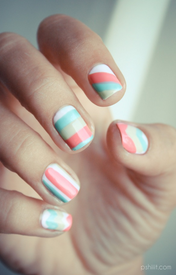 Lush Fab Glam Inspired Lifestyle For The Modern Woman Style Me Pretty Fabulous Summer Nail Art