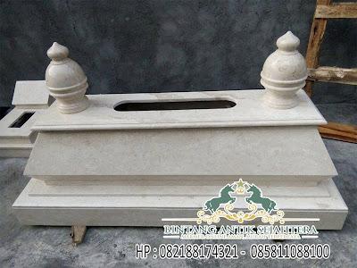 Jual Makam Marmer | Harga Makam Jadi