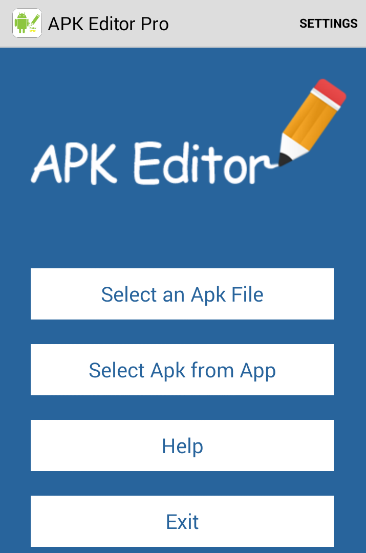 Apk editor pro hack games no root   Hack App Data Pro Adv (Root & No