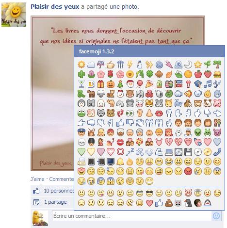 smileys facebook