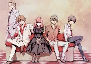 "Manga:""Mourning Bride"", el nuevo manga de Daisuke Morikawa"