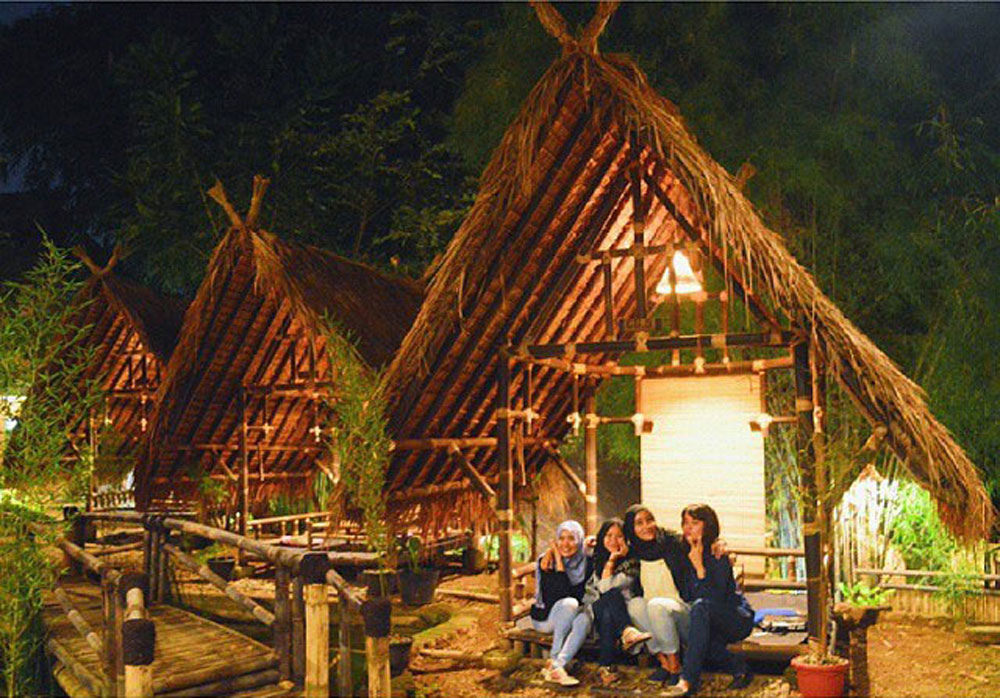 wisata romantis di bandung