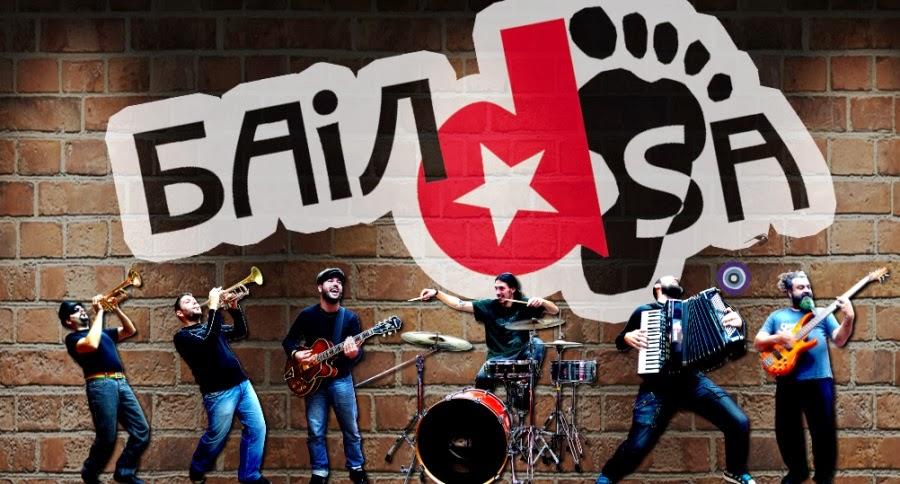 BAiLdSA - elliniko rock