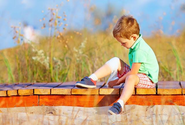 sakit lutut pada nak anak, nyeri lutut pada anak-anak