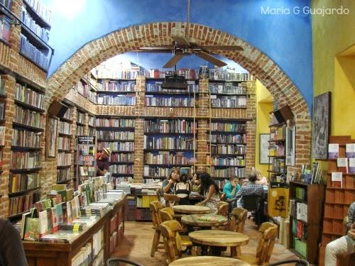 abaco libros y cafe Cartagena