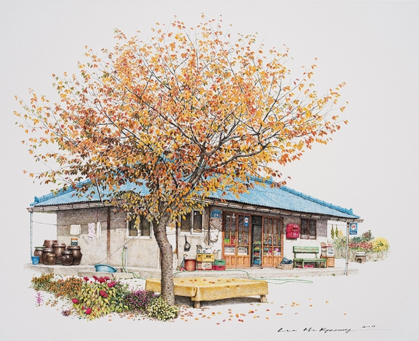 05-Juhuelriac-Me-Kyeoung-Leehas-Pencil-Drawings-of-Convenience-Stores-in-South-Korea-www-designstack-co