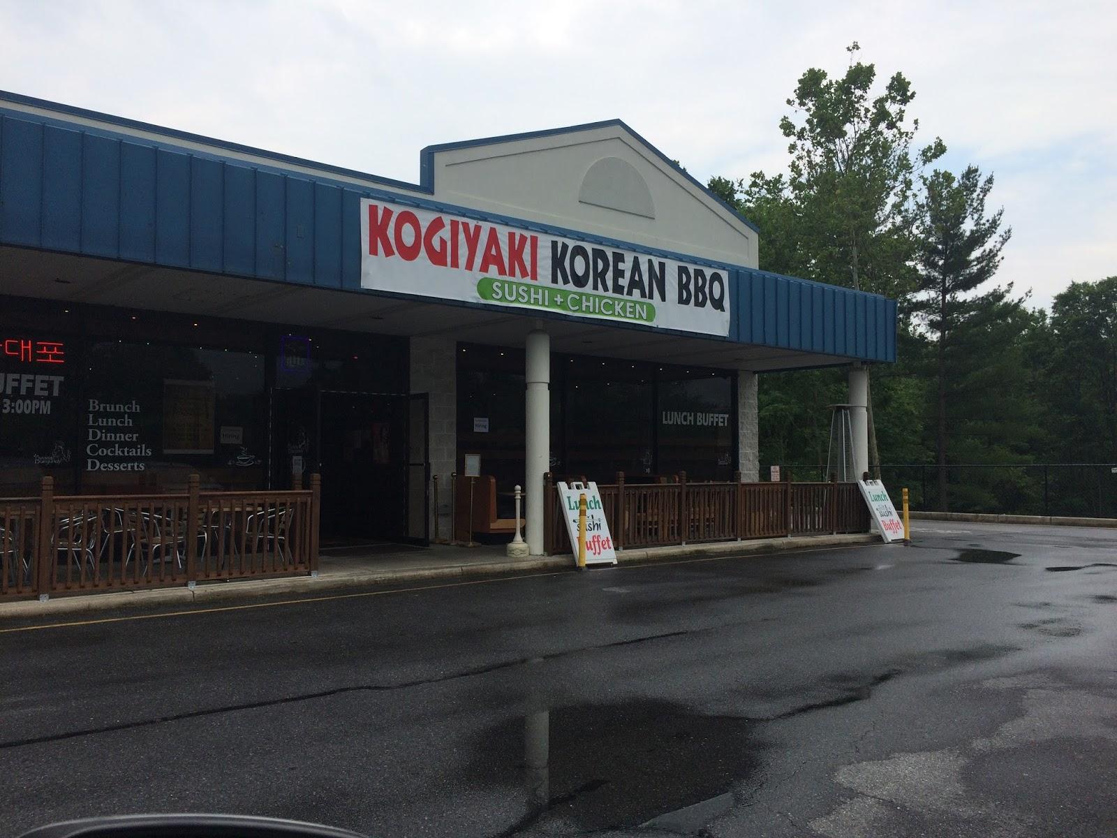 Korean Restaurant In Ellicott City Maryland