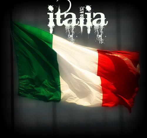 Italian Flag: Caput Mundi: The Flag Of Italia