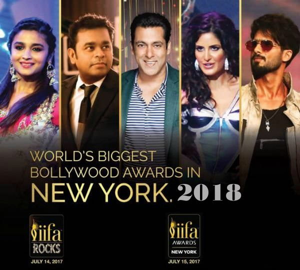 IIFA Awards (2018) Main Event 450MB HDTVRip 480p x264