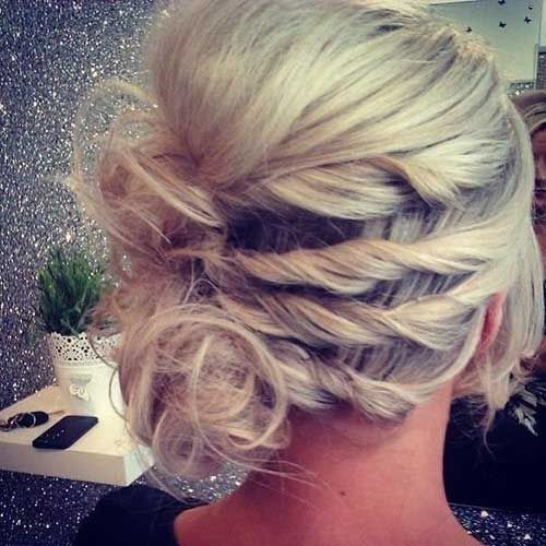 48 latest best prom hairstyles 2017 hairstylo simple side hairstyle for those not looking to stylize too much pmusecretfo Gallery