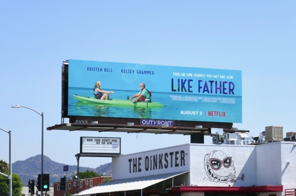 Like Father film billboard
