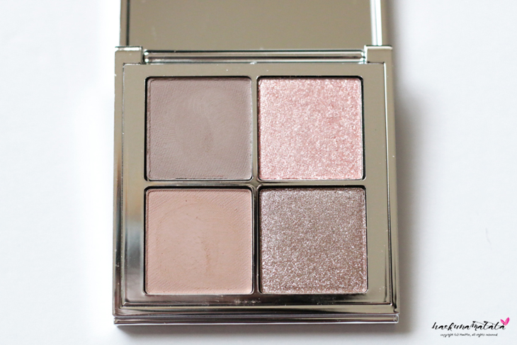 Bobbi Brown Nude Eye Palette Swatches, Review, MOTD: Dove Grey, Nude, Cement, Ballet Pink