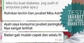 diabetes mellitus dapat terjadi karena tidak minum javabet