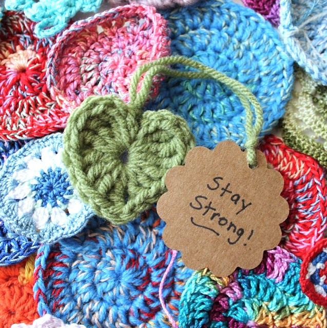 How Crochet Heals and the Magic of Mandalas by Kathryn Vercillo