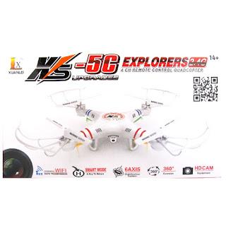 TSH XS5C Explorers - OmahDrone