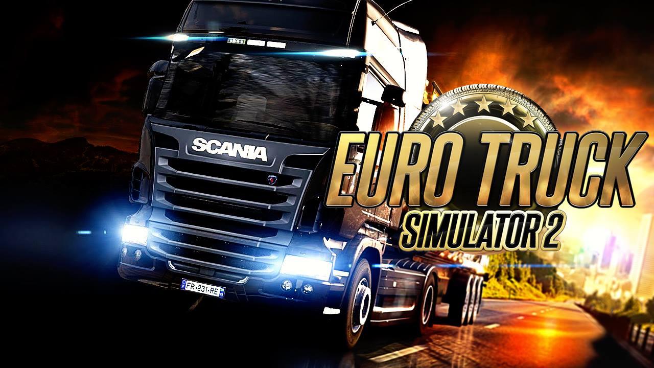 داگراتنی یاری Euro Truck Simulator 2 بۆ كۆمپیوتهر
