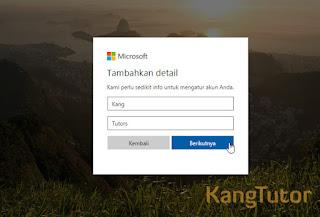 Email untuk produk Microsoft