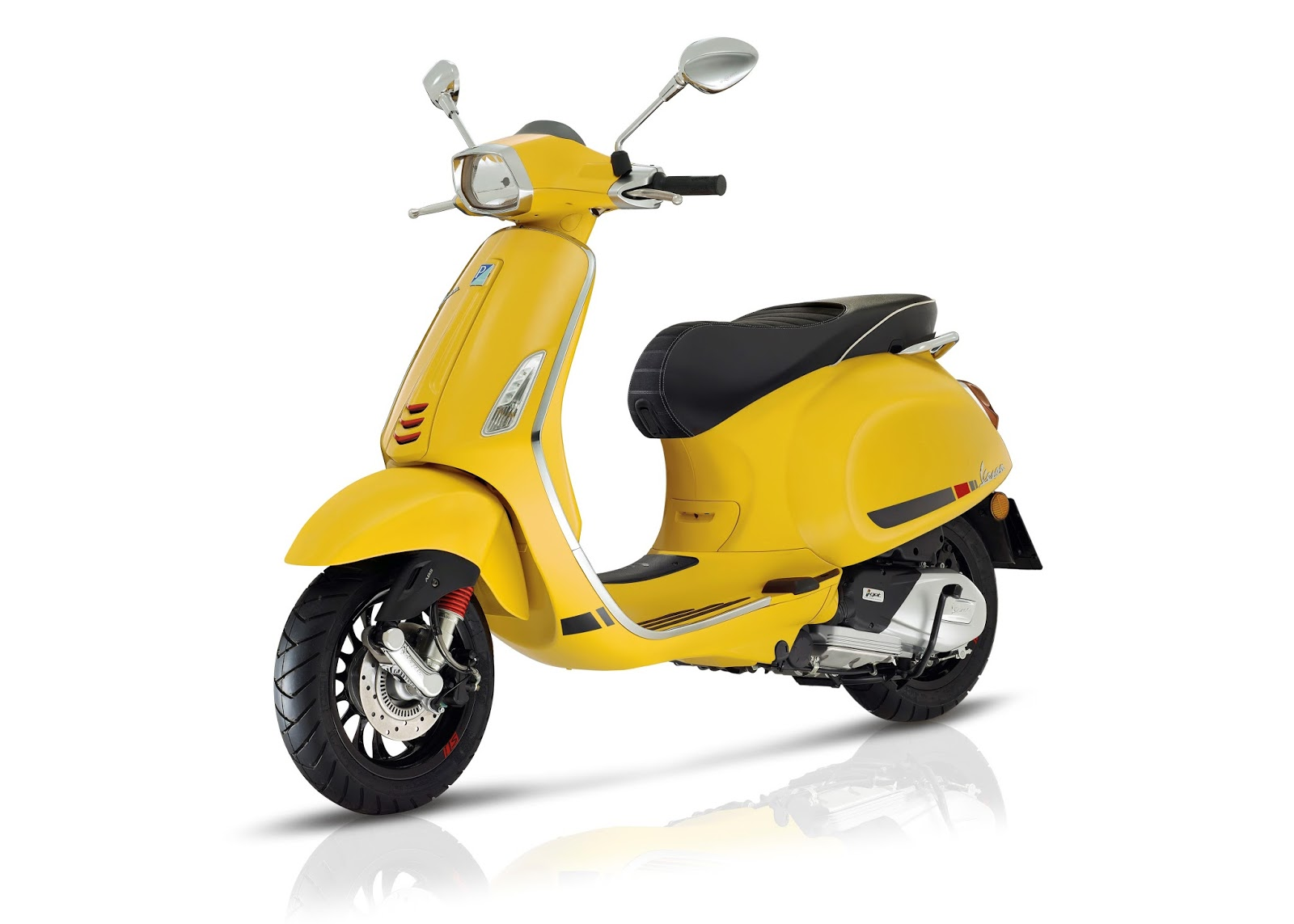 Vespa Sprint Sport Limited Edition - MS+ BLOG
