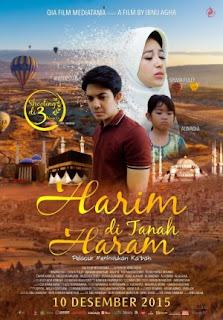 Download Harim di Tanah Haram (2015) DVDRip