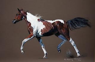 asombroso-realismo-pinturas-de-corceles pinturas-realistas-caballos