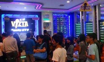 Harga Room Inul Vizta Pare Pare Karaoke Keluarga