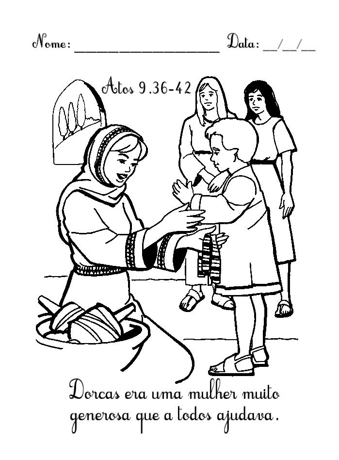 Manos Orando Y Una Biblia Para Colorear Dibujos