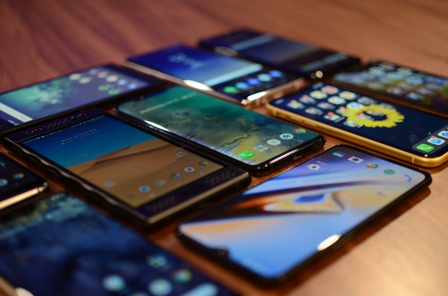Ten Top Trending Smartphones In The Last Two Weeks