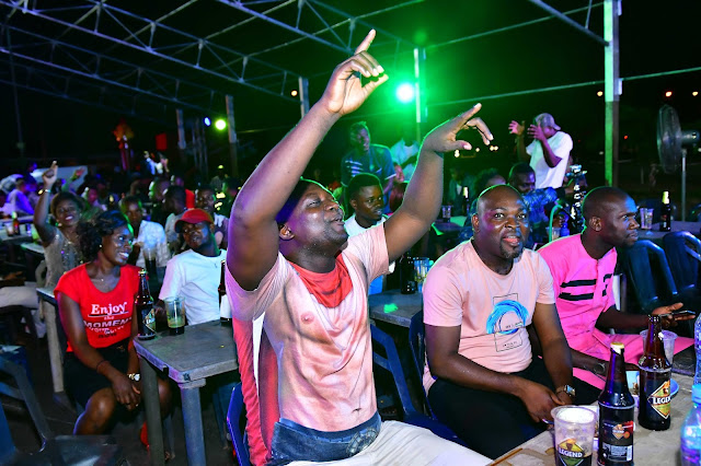 DSC 0741 - Harrysong thrills fans at Legend's Real Deal Experience Concert in Enugu