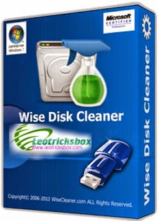 PC Software : Wise Disk Cleaner Portable