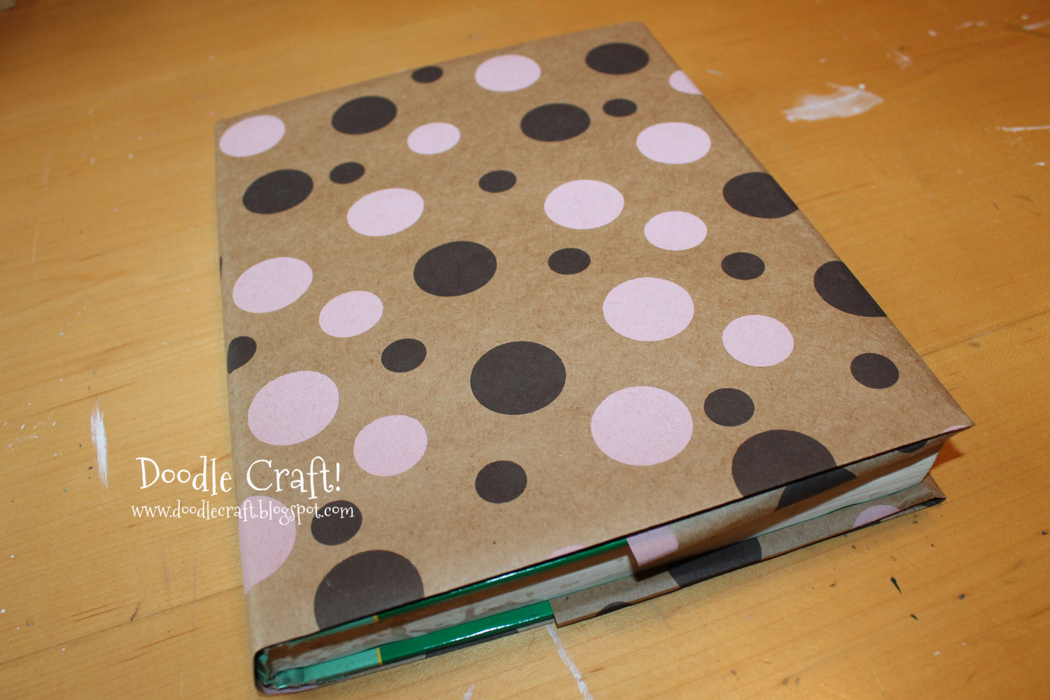 Duct Tape Book Cover Tutorial : Doodlecraft how to cover a textbook with duct tape