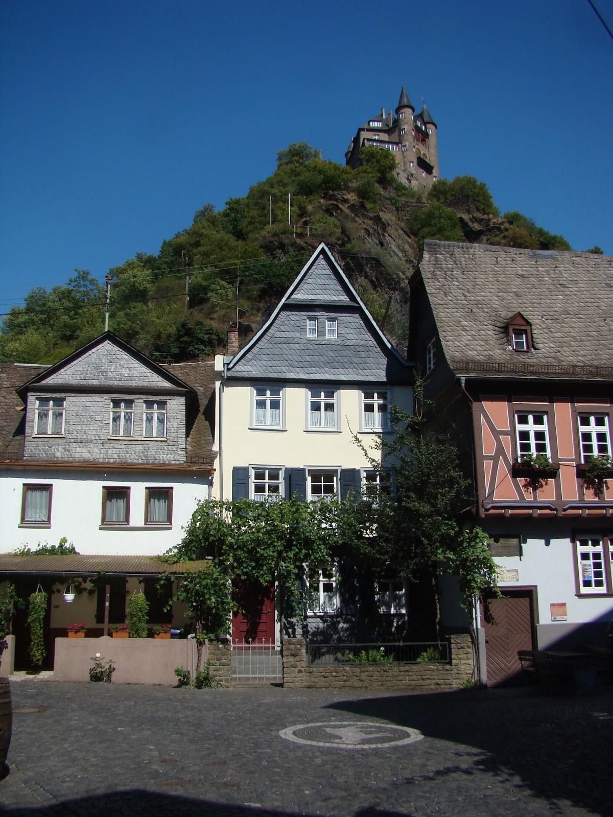 Hotel Christian St Goarshausen
