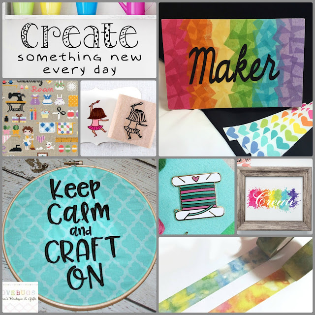 Etsy Roundup for National Craft Month