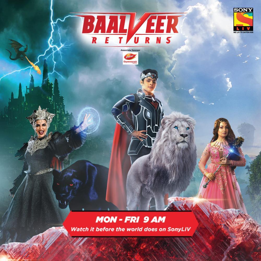 Baalveer Returns (2019) S02Ep29 Hindi 720p HDRip 200MB Free Download