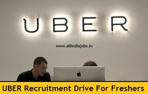 Uber Recruitment 2018-2019 Job Openings For Freshers