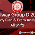 Railway Group D 2018 : Study Plan & Exam Analysis All Shifts