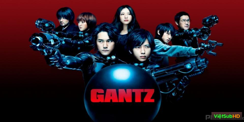 Phim Sinh Tử Luân Hồi (Live-Action) VietSub HD | Gantz (Live-Action) 2011