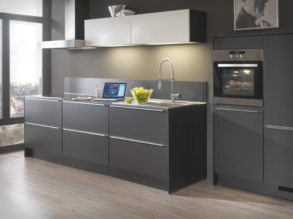 Grey Kitchen Ideas That Are Sophisticated And Stylish: Hogares Frescos: Una Fuente De Inspiración: 25 Diseños De