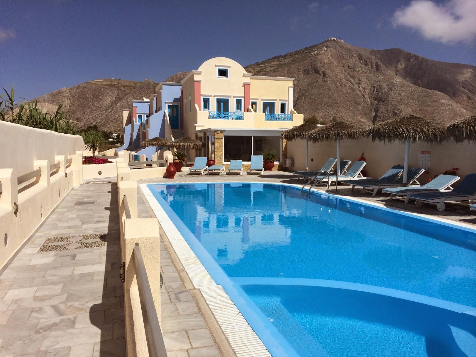 Blue Diamond Bay Hotel Perissa