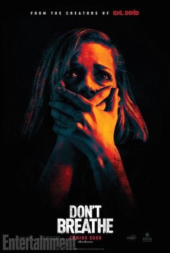 Don't Breathe 2016 English Movie Download