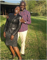 PHOTOs for those who don't know MURKOMEN's wife, He's cheating on her with S£XY NAISULA LESUUDA.