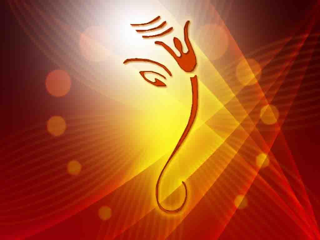 Lord Ganesha Wallpaper...