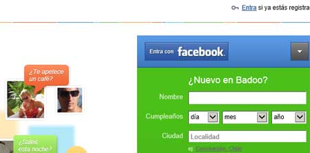 Facebook Badoo