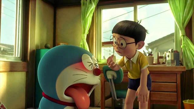 Episod Terakhir Anime Doraemon Memang Menyedihkan