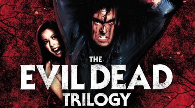 Evil Dead: poster