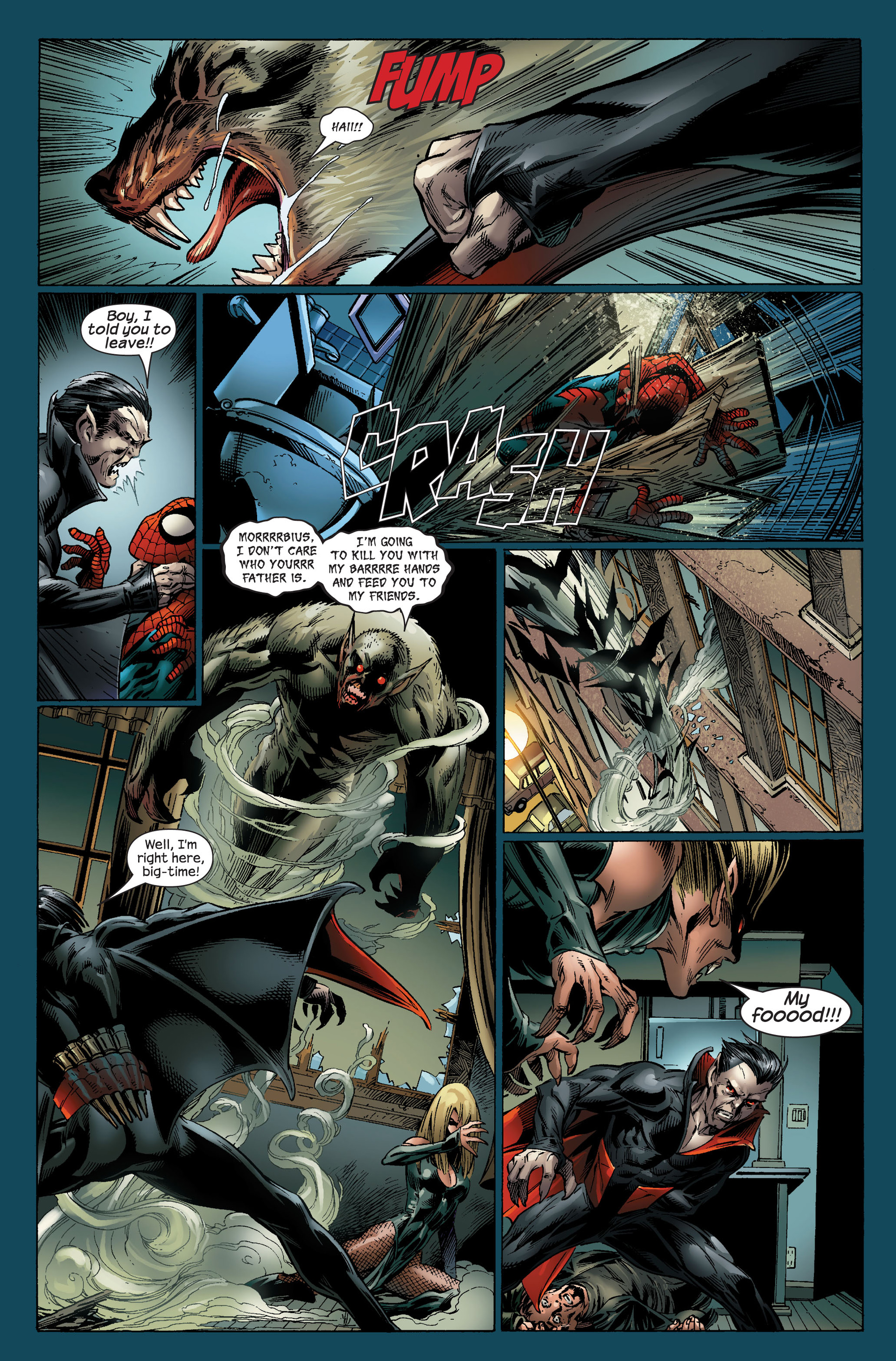 Read online Ultimate Spider-Man (2000) comic -  Issue #96 - 6