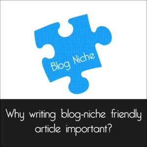 Menulis untuk Niche Anda