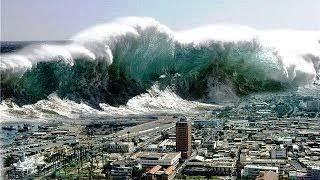 """Científicos advierten de """"tsunamis devastadores"""" en todo el planeta."""
