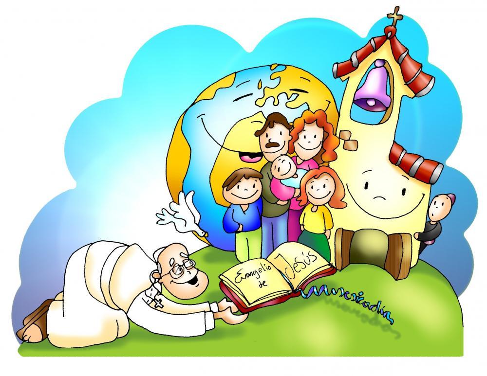 Parroquia La Inmaculada Cate Fano Catequesis Con Niños